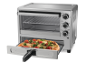 Oster Convection Oven with Dedicated Pizza Drawer, TSSTTVPZDS thumbnail