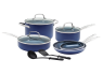 Blue Diamond Enhanced Ceramic Nonstick thumbnail