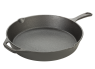 Home-Complete Preseasoned Skillet Cast Iron thumbnail
