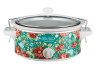 Pioneer Woman 6 Quart Portable Vintage Floral 33362 thumbnail