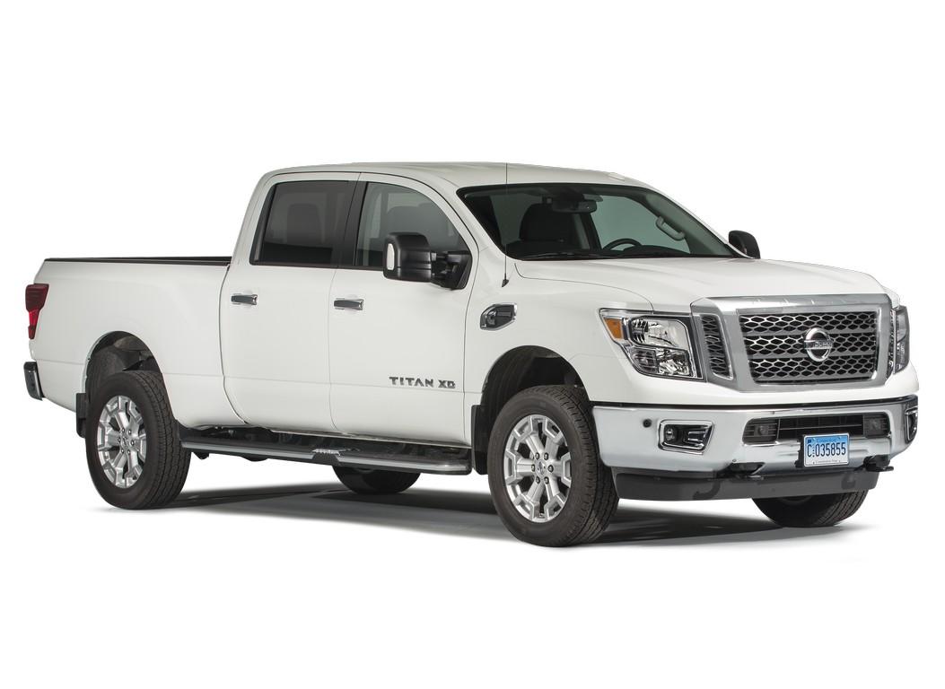 Nissan. Titan XD