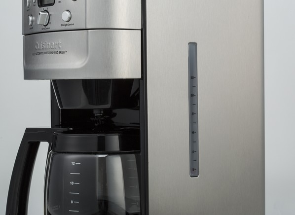 Cuisinart Coffee Maker With Grinder Not Working : Consumer Reports - Cuisinart Burr Grind & Brew DGB-700BC Shopping