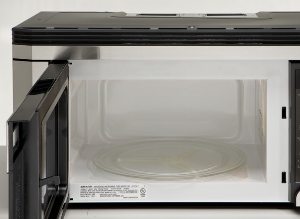 Sharp Microwave R 1514 Bestmicrowave