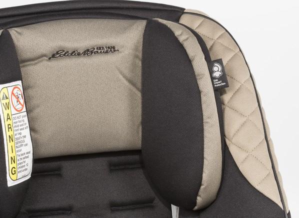 Eddie Bauer Xrs  Convertible Car Seat Saftey