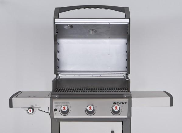 Weber Spirit Sp  Natural Gas Grill