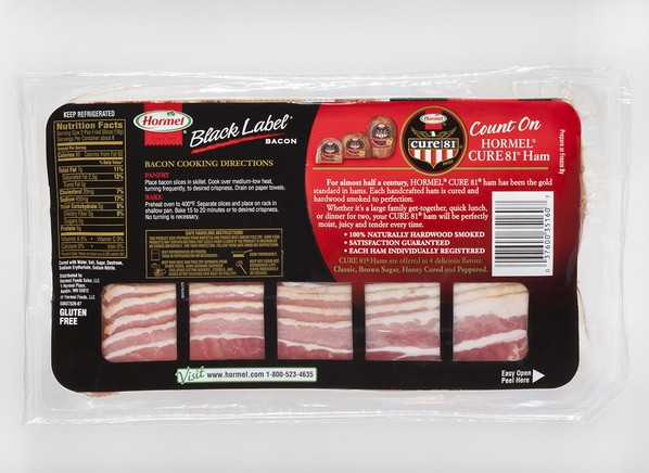 Hormel Black Label Original Bacon Prices Consumer Reports