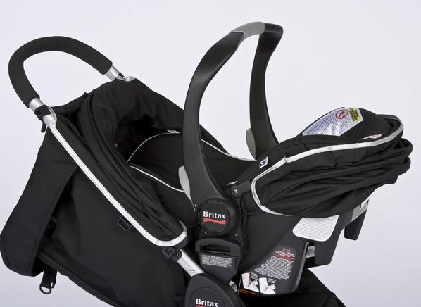 britax b agile travel system stroller consumer reports. Black Bedroom Furniture Sets. Home Design Ideas