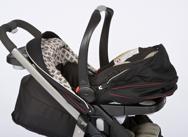 how to install graco modes click connect car seat base
