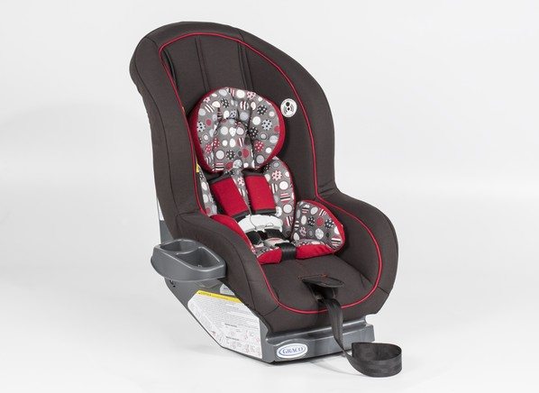 Graco Car Seat Model  Instruction Manual