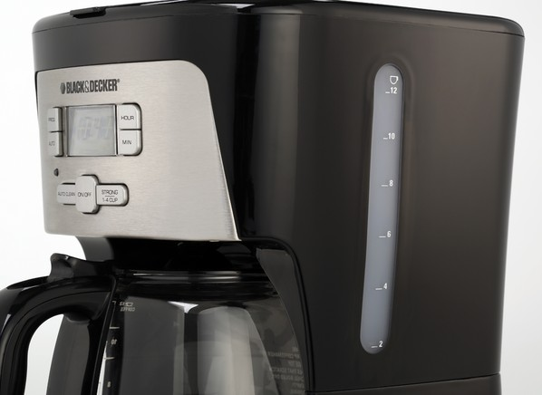 black and decker coffee maker manual cm2020b