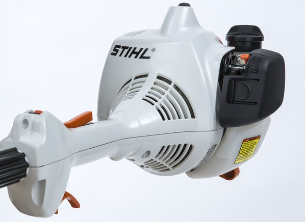 how to start a stihl fs 38