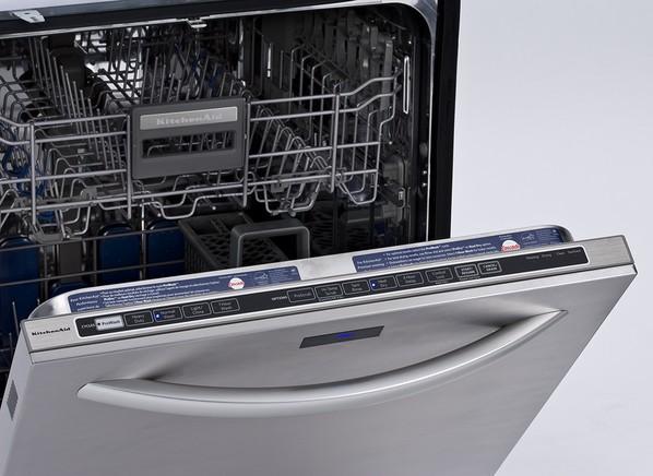Kitchenaid Architect Series Ii Kdte554css Dishwasher Consumer Reports
