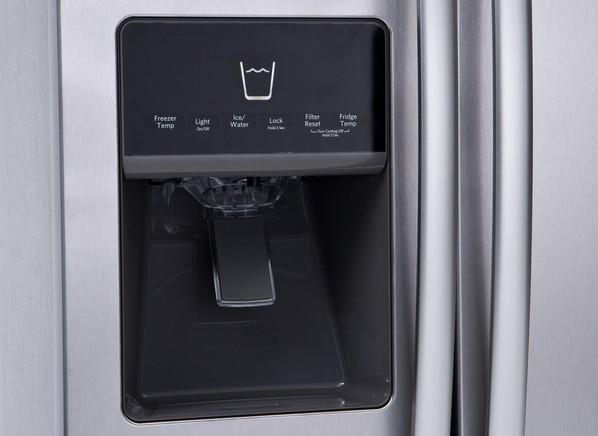 kitchenaid ksf22c4cyy refrigerator reviews consumer reports