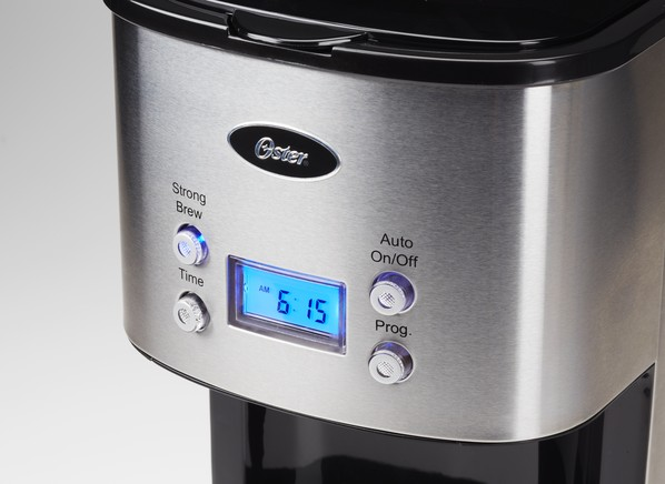 Oster Drip Coffee Maker : Consumer Reports - Oster Stainless Steel Programmable BVST-JBXSS41