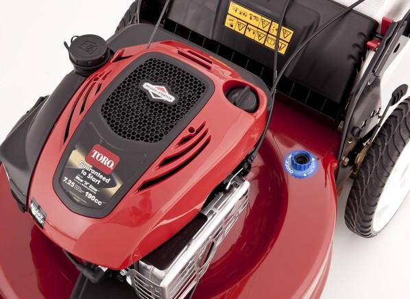 Toro Smartstow 20339 Lawn Mower Amp Tractor Consumer Reports