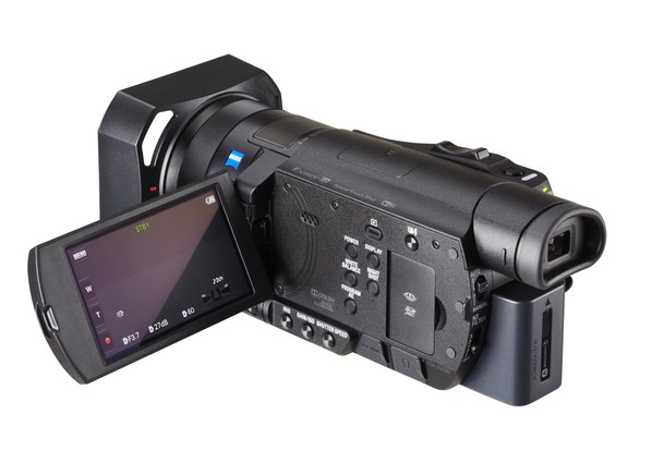 sony fdr ax100 camcorder prices consumer reports. Black Bedroom Furniture Sets. Home Design Ideas