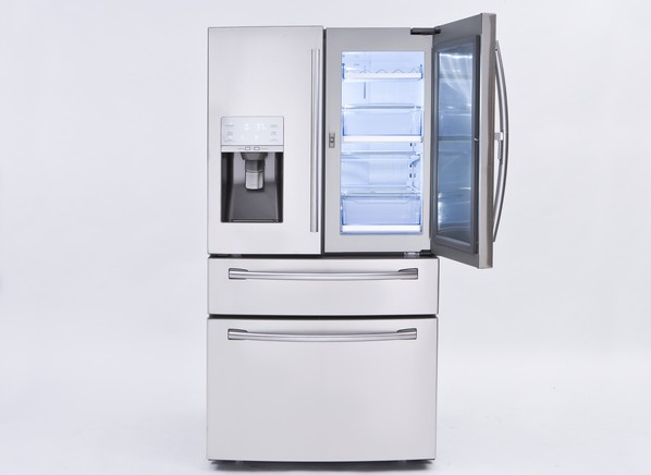Samsung Rf30hbedbsr Refrigerator Reviews Consumer Reports