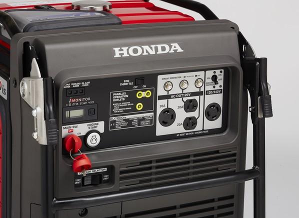 honda euis generator consumer reports