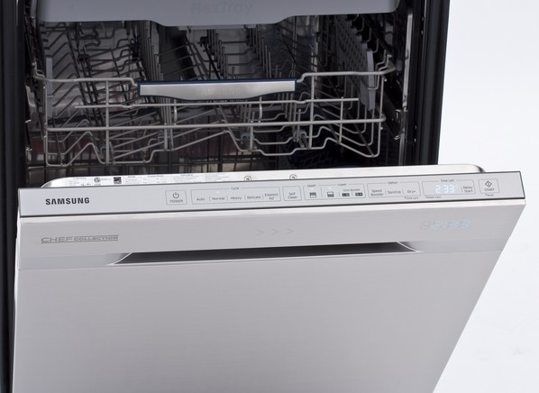 Samsung Chef Collection Dw80h9970us Dishwasher Consumer Reports