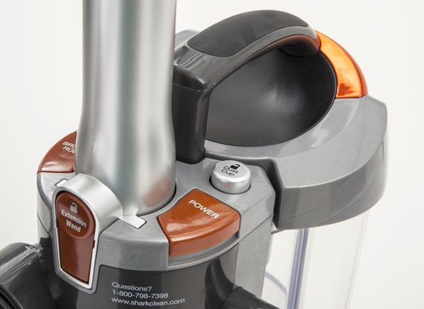 shark professional canister vacuum manual