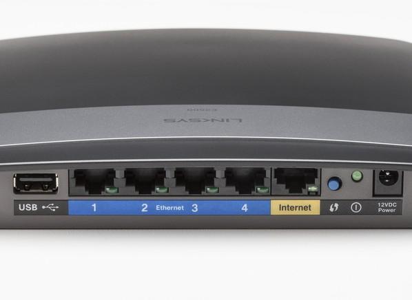 Linksys E2500 setup without CD: