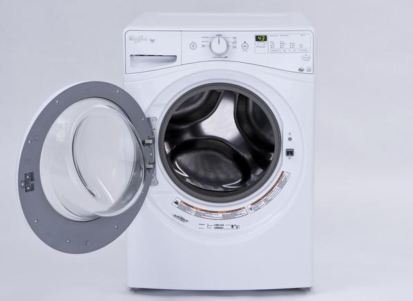 how to clean fabric softener dispenser in whirlpool washing machine