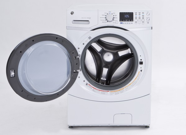 ge front loader washing machine