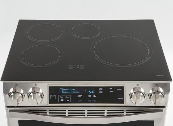 Samsung NE58H9970WS Range - Consumer Reports