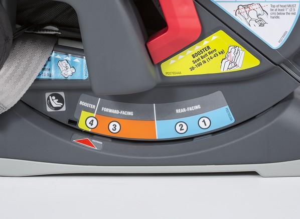 graco quattro car seat instructions
