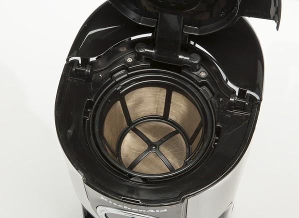 Kitchenaid Coffee Maker Kcm1202ob Reviews : Consumer Reports - KitchenAid KCM1202OB