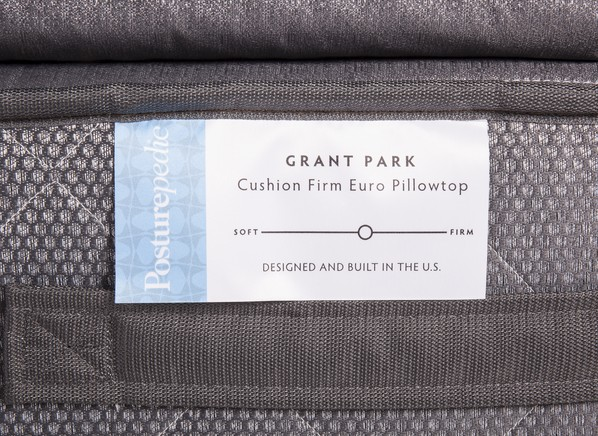 Sealy Posturepedic Grant Park Cushion Firm Euro Pillowtop Reviews