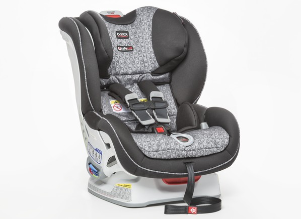Britax Advocate Clicktight Convertible Car Seat Installation