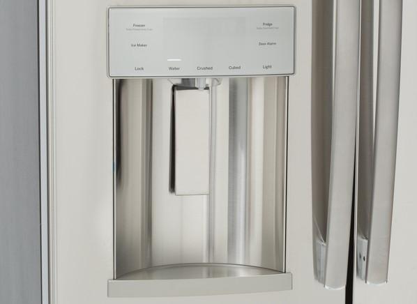 Ge Gfe28gskss Refrigerator Reviews Consumer Reports