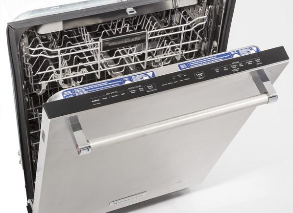 kitchenaid kdte254ess dishwasher - consumer reports