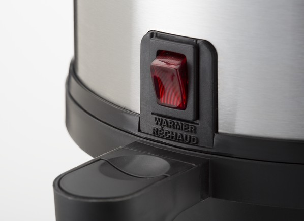 Coffee Maker With Internal Hot Water Tank : Consumer Reports - Bunn Velocity Brew NHSB