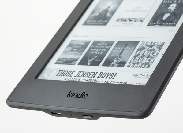 amazon kindle model d01100 user guide