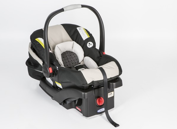 graco snugride click connect 30 car seat reviews consumer reports. Black Bedroom Furniture Sets. Home Design Ideas