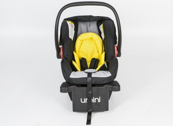 Urbini Car Seat Reviews