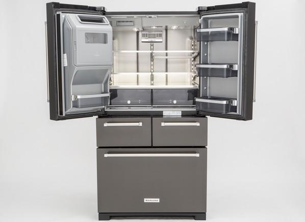 Kitchenaid Krmf706ebs Refrigerator Consumer Reports