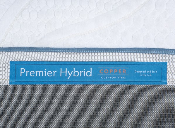 Sealy Posturepedic Premier Hybrid Copper Cushion Firm