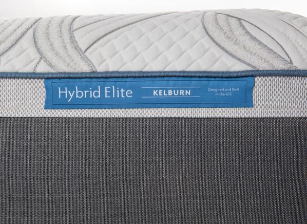 Unbiased Mattress Reviews Sealy Posturepedic Hybrid Elite Kelburn Mattress ...