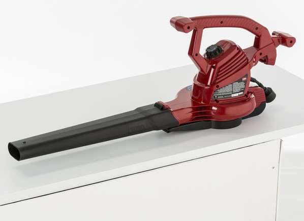 Corded Electric Leaf Blower : Blower corded amp black decker bv leaf vacuum