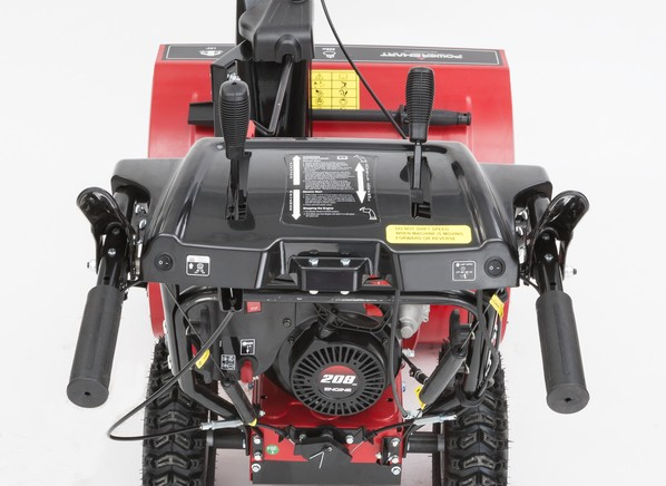 Power Smart Snow Blower Parts : Power smart db pa snow blower consumer reports