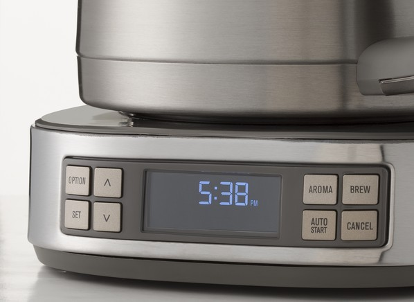 electrolux coffee maker how to use