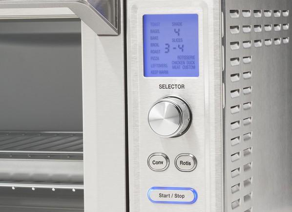 Cuisinart Rotisserie Convection Tob 200 Oven Toaster