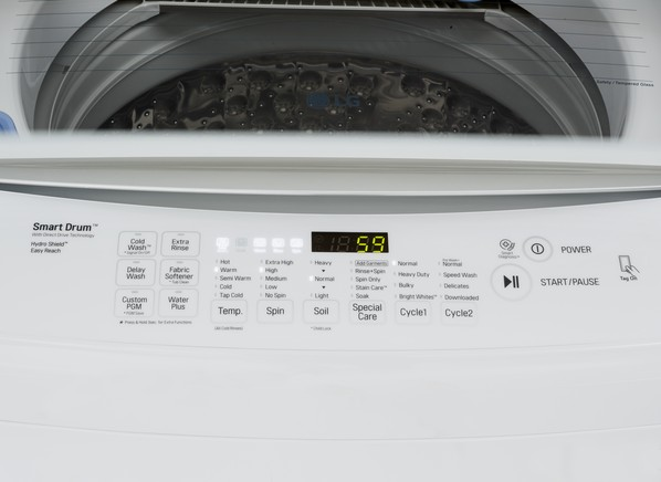 Lg Wt1501cw Washing Machine Consumer Reports