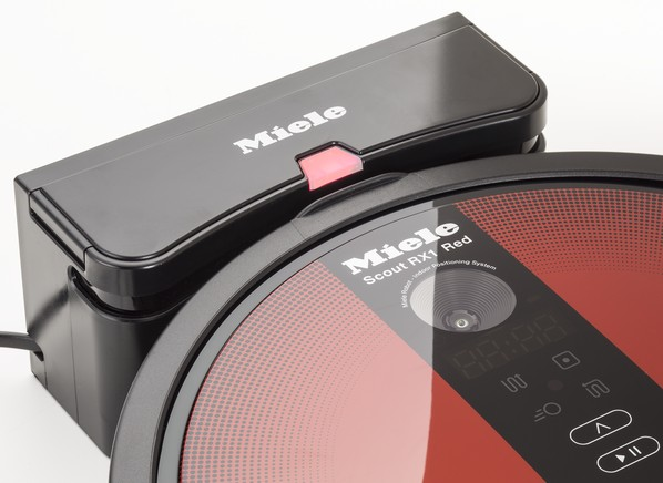Miele Scout RX1 Red Vacuum Cleaner  Consumer Reports