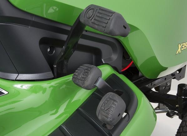John Deere X350 42 Lawn Mower Amp Tractor Consumer Reports