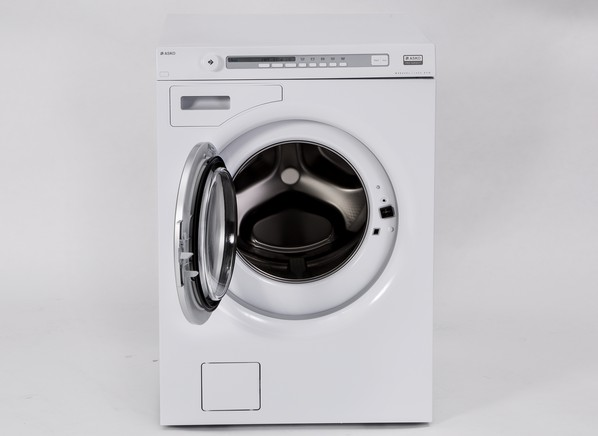 compact front loader washing machine
