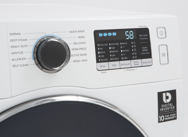 Samsung Ww22k6800aw Washing Machine Consumer Reports